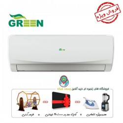 فن کویل گرین GWF200P1 200cfm