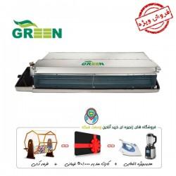 فن کویل گرین GDF800P1 800cfm